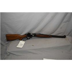 "Marlin Model 336 .30 - 30 Win Cal Lever Action Rifle w/ 20"" bbl [ fading blue finish with some surfa"