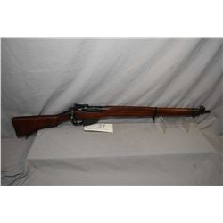 Lee Enfield ( Long Branch Dated 1942 ) Model No. 4 Mark I* .303 Brit Cal Full Wood Military Mag Fed