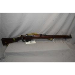 Lee Enfield ( Lithgow Dated 1943 ) Model No 1 Mark III* .303 Brit Cal Mag Fed Bolt Action Full Wood