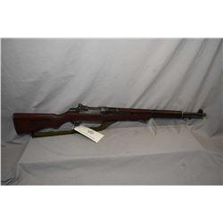 U.S. Rifle ( Springfield Armoury ) Model M 1 Garand .30 - 06 Sprg Cal Full Wood Miitary Semi Auto Ri