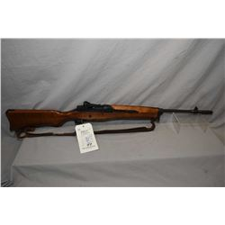 "Ruger Model Mini 14 .223 Cal Mag Fed Semi Auto Rifle w/ 18 1/2"" bbl with added muzzle break [ blued"