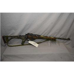 Lee Enfield ( Long Branch Dated 1943 ) Model No. 4 Mark 1* .303 Brit Cal Mag Fed Bolt Action Sporter