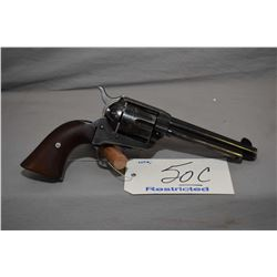 Restricted - Colt Model 1873 Frontier Six Shooter .44 - 40 Win Cal 6 Shot Revolver w/ 140 mm bbl [ f