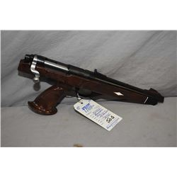 Restricted Remington Model XP100 .221 Remington Fireball Single Shot Silouhette Style Bolt Action Pi