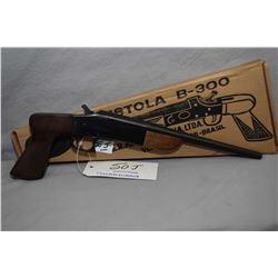 "Restricted IGA Model B300 .410 Ga 3"" Single Shot Break Action Pistol w/ 302 mm bbl [ appears excelle"