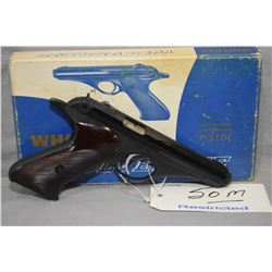 Restricted Whitney Firearms Model Wolverine .22 LR Cal 10 Shot Semi Auto Pistol w/ 118 mm bbl [ appe