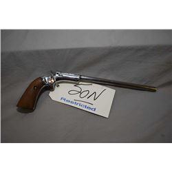 Restricted Stevens Model Diamond No. 43 2nd Issue .22 LR Cal Single Shot Pistol w/ 112 mm bbl [ nick