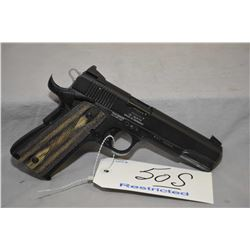 Restricted German Sportguns Model GSG 1911 .22 LR Cal 10 Shot Semi Auto Pistol w/ 127 mm bbl [ flat