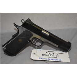 Restricted Kimber Model Eclipse Custom II .10 MM Auto Cal 8 Shot Semi Auto Pistol w/ 127 mm bbl [ tw