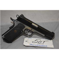 Restricted Kimber Model Eclipse Custom II .10 MM Auto Cal 8 Shot Semi Auto Pistol w/ 127 mm bbl [ tw