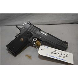Restricted Kimber Model Custom II .45 Auto Cal 7 Shot Semi Auto Pistol w/ 127mm bbl [ flat blued fin