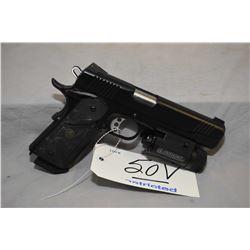 Restricted Kimber Model Warrior .45 Auto Cal 7 Shot Semi Auto Pistol w/ 127 mm bbl [ blued finish, w