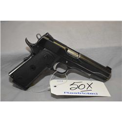 Restricted Para - Ordance Model F14 45 .45 Auto Cal 10 Shot Semi Auto Pistol w/ 127 mm bbl [ blued f