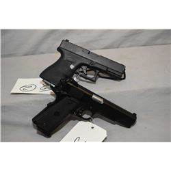 Lot of Two Items : KGWORKS Glock 23 Air Soft C02 Pistol Ser # KJ0289 DEEMED NON FIREARM - KGWORKS Se