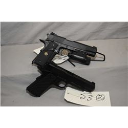 Lot of Two Items: KWC .177 Air Soft C02 Pistol Ser # 30511589 DEEMED NON FIREARM - KWC .6 MM Air Sof