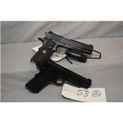 Lot of Two Items: KWC .177 Air Soft C02 Pistol Ser # 30511589 DEEMED NON FIREARM - KWC .6 MM Air Sof