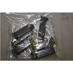 Bag Lot : Six .45 cal Double Stacked Ten Shot Model 1991 A Mags