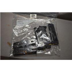 Bag Lot : Five CZ .9 MM Mags