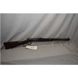 "Winchester Model 94 .32 Win Spec Cal Lever Action Saddle Ring Carbine w/ 20"" bbl [ fading blue finis"