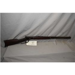 "Winchester Model 1892 .25 - 20 WCF Cal Lever Action Rifle w/24"" round barrel full mag [ fading blue"
