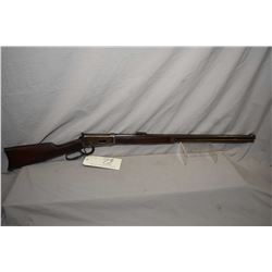 "Winchester Model 1894 .32 Win Spec Cal Lever Action Rifle w/ 26"" round barrel full mag [ fading blue"