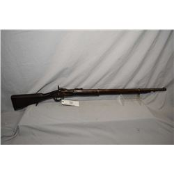 "Antique - Snider Enfield ( BSA Co. ) Model 1872 Mark III .577 Snider Cal Two Band Rifle w/ 30 1/2"" b"