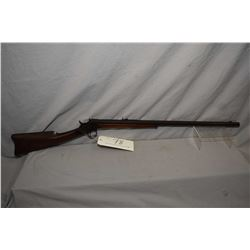 "Remington Model 2 Sporting .38 Rimfire Cal Single Shot Rolling Block Rifle w/ 26"" octagon bbl [ fadi"