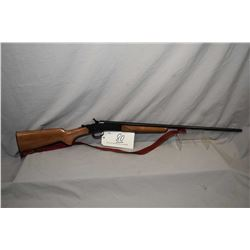 "Rossi Model Single Barrel .410 Ga 3"" Single Shot Break Action Shotgun w/ 28"" bbl [ blued finish, pla"