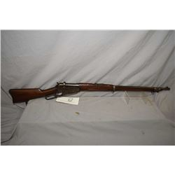 Winchester Model 1895 Russian Model Musket 7.62 x 54 R Cal Full Wood Military Lever Action Rifle w/