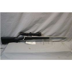 "Winchester Model 70 Extreme Weather SS .243 Win Cal Bolt Action Rifle w/ 22"" fluted bbl [ appears ex"