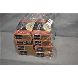 Bag Lot : Seven Boxes ( 20 rnds per ) Plus 10 Rnds w/ brass Federal Premium VITAL - SHOK .338 Federa