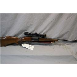 "Savage Model 99M .308 Win Cal Lever Action Rifle w/ 22"" bbl [ appears excellent, blued finish, few s"