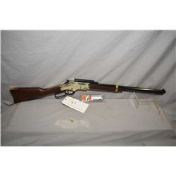 "Henry Repeating Arms Model Golden Boy .22 Win Mag Cal Lever Action Tube Fed Rifle w/ 20"" octagon bbl"