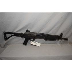 Prohib 12 - 3 Converted Auto - IMI ( Israel Military Industries ) Model Galil Sar 5.56 MM Nato Cal 5