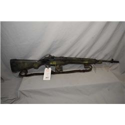 Prohib 12 - 3 Converted Auto U.S. Rifle ( TWR ) Model M14 7.62 MM Nato Cal Mag Fed Semi Auto 5 Shot