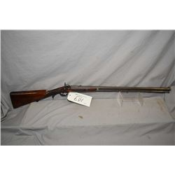 Antique - Lowe ( Chester England ) Model Half Stocked .45 Perc Cal Single Shot Black Powder Rifle w/