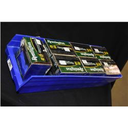 "Blue Plastic Tray : Seven Boxes Rem Hyper Sonic .12 Ga 3"" Steel # 3 Shot Shells Retail $ 38.99 - $ 4"