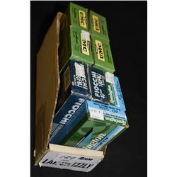 Box Lot : Four Boxes ( 50 rnds ) Rem .40 S & W Cal Leadless 180 Grain Ammo Retail $ 28.99 - Two Boxe
