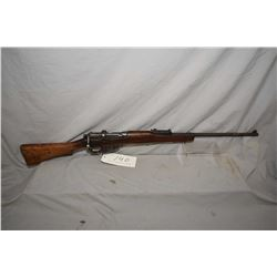 Lee Enfield No .I MK III * mag fed, bolt action .303 rifle w/ 25 1/4' bbl. [Sporter stock, fixed fro