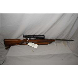 "Ruger Model M 77 Mark II .338 Win Mag Cal Bolt Action Rifle w/ 24"" bbl [ blued finish, no sights, bu"