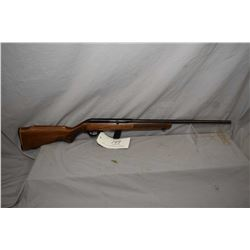 "Ranger Model Ranger .22 LR Cal Mag Fed Semi Auto Rifle w/ 20 1/4"" bbl [ blued finish starting to fad"