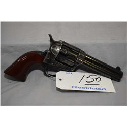 Restricted Uberti Model 1873 Cattleman .357 Mag Cal 6 Shot Revolver w/ 121 mm bbl [ blued finish, fa