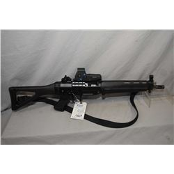 Restricted Swiss Arms Model Black Special Carbine 5.56 MM Nato Cal 5 Shot Mag Fed Semi Auto Carbine