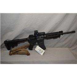 Restricted Colt Model AR - 15 A 2 Sporter Hbar .223 Rem Cal 5 Shot Mag Fed Semi Auto Rifle w/ 406 mm