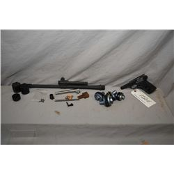 Restricted Box Lot : Para Ordnance FRAME ONLY .45 Auto Cal ? Ser # PH 4725 Restricted Handgun Cert #