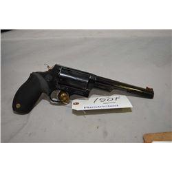 "Restricted - Taurus Model 4510 The Judge .45 Colt / .410 Ga 2"" 5 Shot Revolver w/ 165 mm bbl [ blued"
