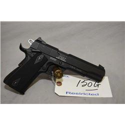 Restricted - German Sport Guns Model GSG - 1911 .22 LR Cal 10 Shot Semi Auto Pistol w/ 127 mm bbl [