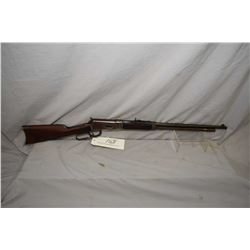 "Winchester Model 1894 Take Down .25 - 35 WCF Cal Lever Action Rifle w/ 21"" bbl [ fading blue finish"