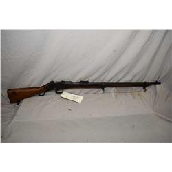 Martini Model 1878 Mark II also stamped 1901 ME 303 II .303 Brit Cal Full Wood Military Rifle w/ 30