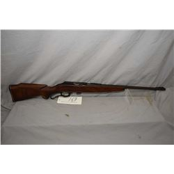 "Marlin Model 56 .22 Cal Mag Fed Lever Action Rifle w/ 22"" bbl [ blued finish starting to fade, turni"